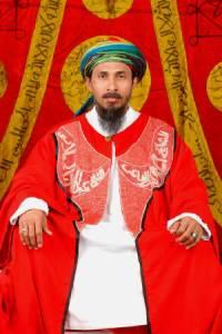 Habib Rais Ridjaly bin Hasyim Bin Thahir AQ.